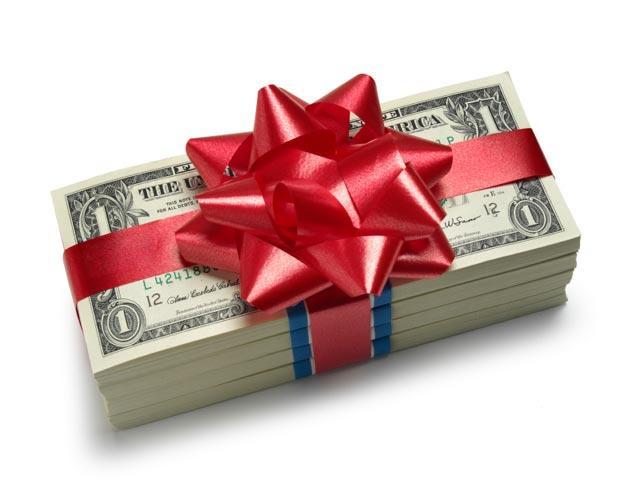 Как накопить деньги на подарок 50